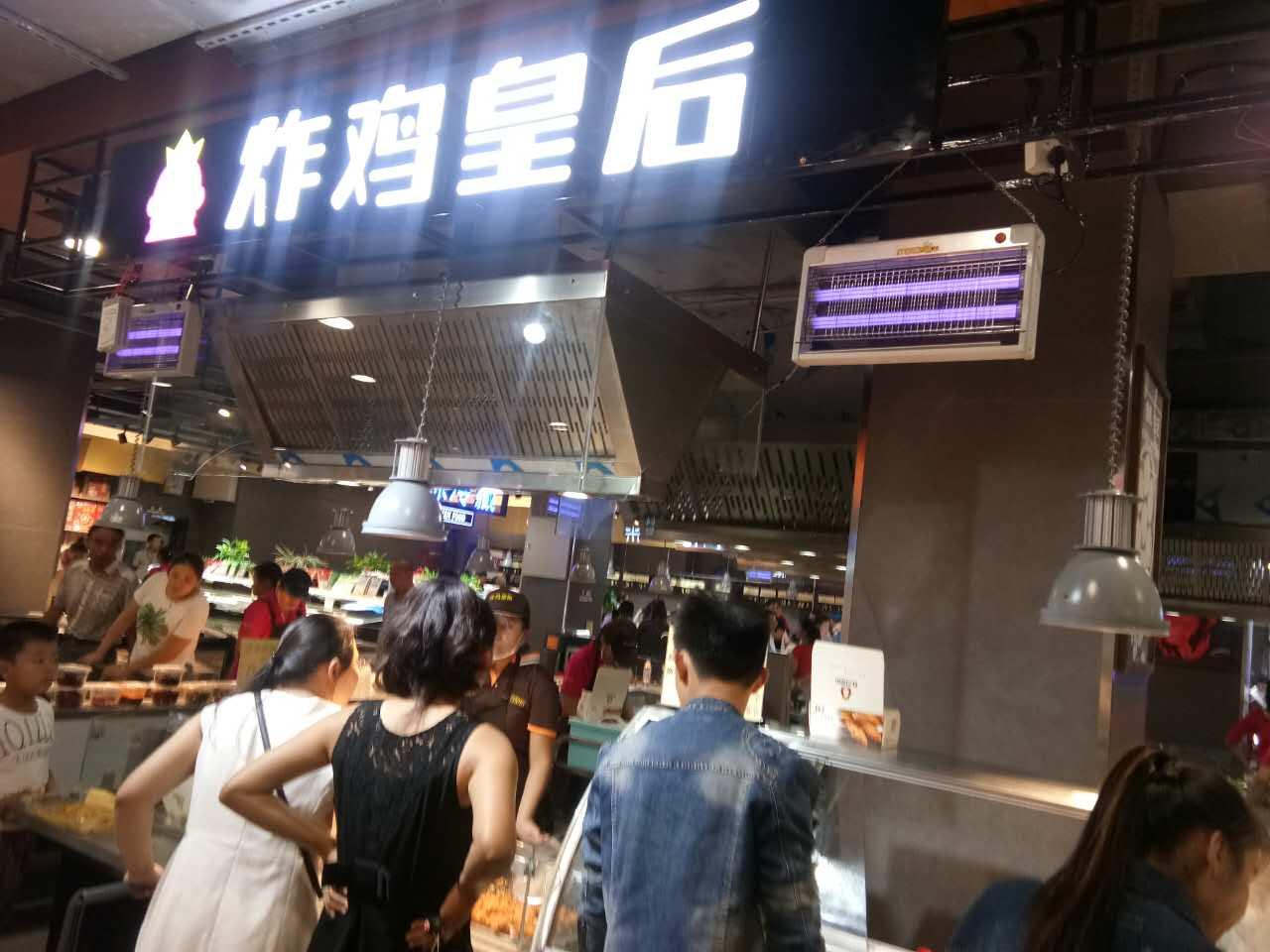 开业分享:炸鸡皇后8月14日盛大开业的店!